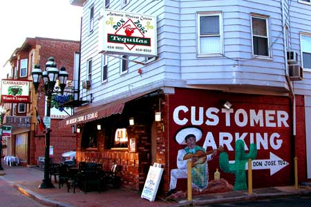 Restaurants On Federal Hill In Providence Rhode Island